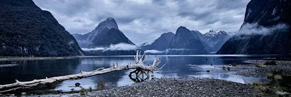 Milford Sound Photography Art by David Beavis Fine Art