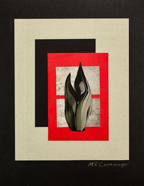 Homage To Zaha Hadid 2 Art   Casamayor Art