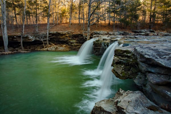 Falling Water Falls Photograph 771 | Arkansas Photography | Waterfall  Photo | Koral Martin Fine Art Photograph