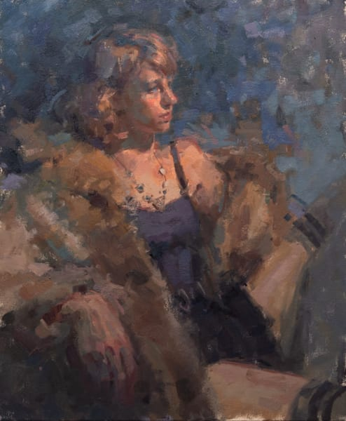 Catherine Fur Coat