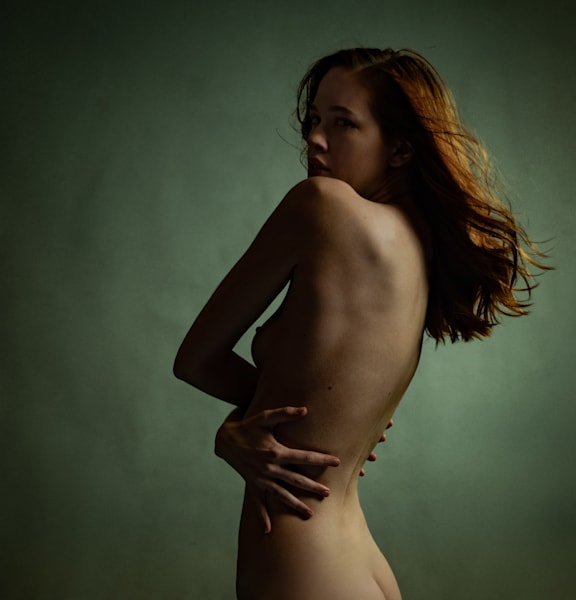Hadley Red And Green Photography Art | Dan Katz, Inc.
