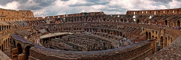 Coliseum Panorama1 Photography Art | FocusPro Services, Inc.
