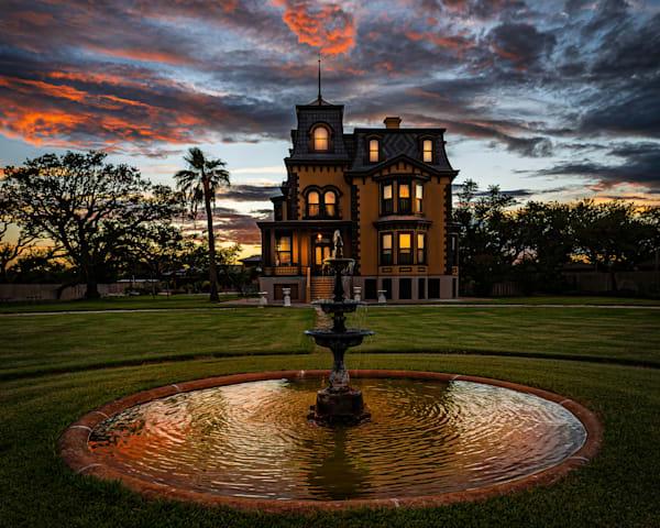 John Martell Fulton Mansion