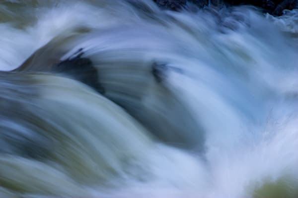 Merced River flow