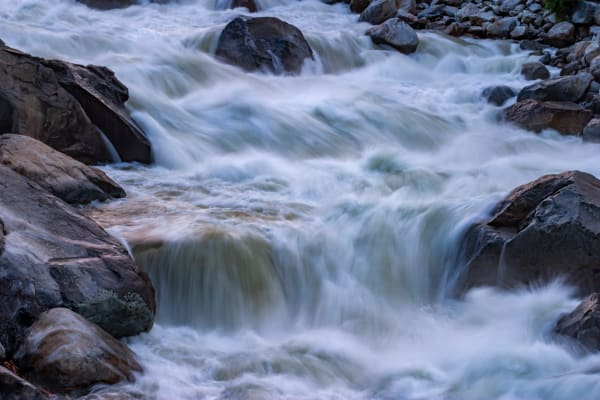 High Water On The Merced River Photography Art | Lovere Photography