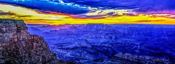 Grand Canyon Twilight Photography Art | vitopalmisano