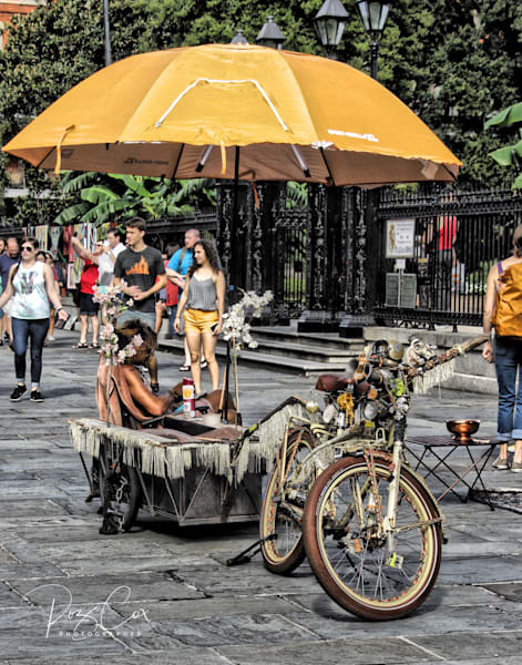 Tarot Card Reader Jackson Square