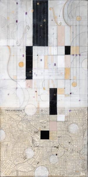Philadelphia Musical Notation Art | Freiman Stoltzfus Gallery