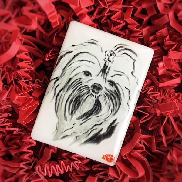Pansy (Shih Tzu) Art | Youngi-Sumistyle pets