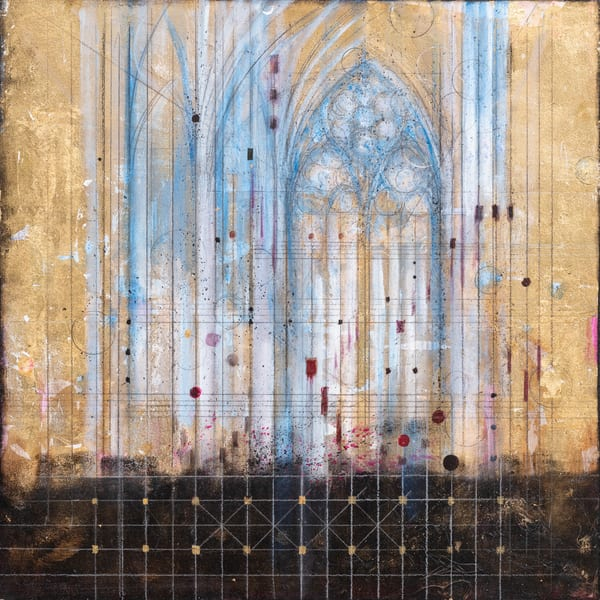 Bach Fugue I Art | Freiman Stoltzfus Gallery