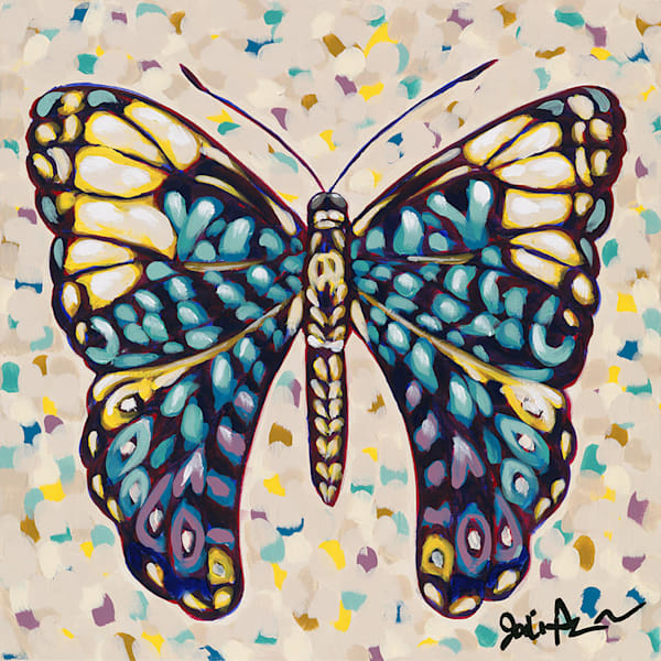 Butterfly III is an original painting by Jodi Augustine.