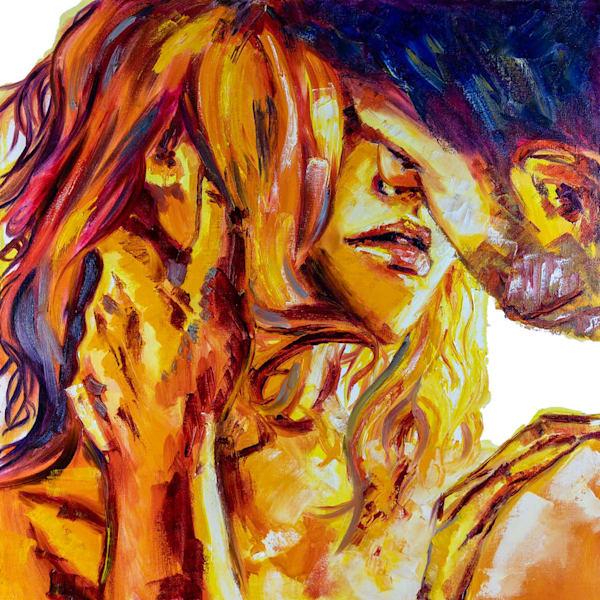 Tenderness (Original Oil Painting) Art | Becca Fox Art