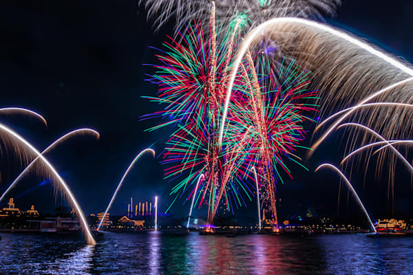 EPCOT Forever Finale - EPCOT Center Photos | William Drew Photography