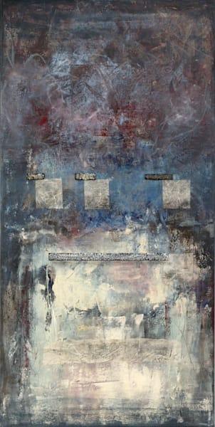 Three Cubed  (Original) Art | Laurie Fields Studio
