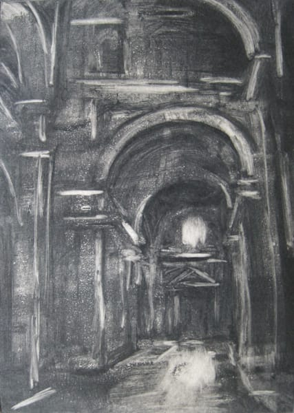 Monotypes and Drawings