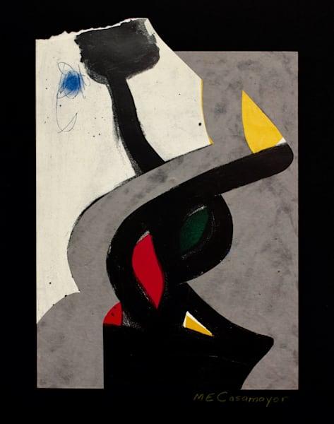 Homage To Joan Miró Art   Casamayor Art