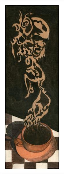 Black Coffee Art | Damon Powell - Artist & Theologian
