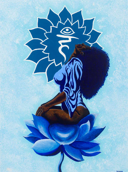 The Flowering Of Truth Art | Damon Powell - Artist & Theologian