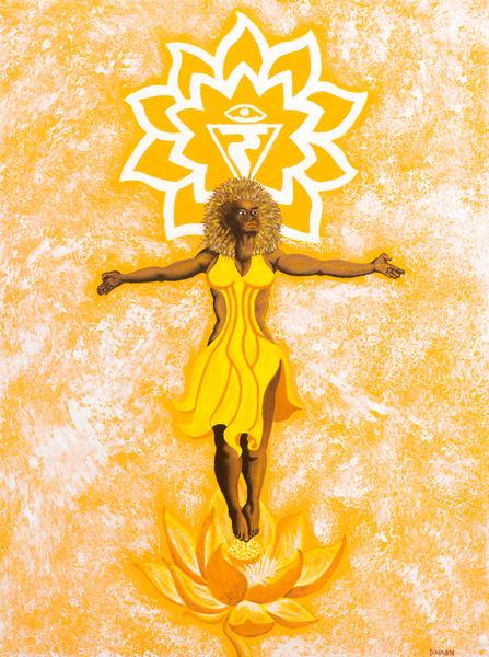 Will: The Power Of Integration Art | Damon Powell - Artist & Theologian