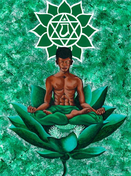 Love: The Harmony Of Coherence Art | Damon Powell - Artist & Theologian