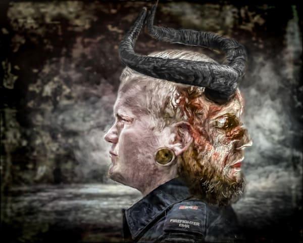 The Resident Devil Art   DanSun Photo Art