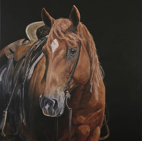 Ol Red Art | Joan Frimberger Fine Art