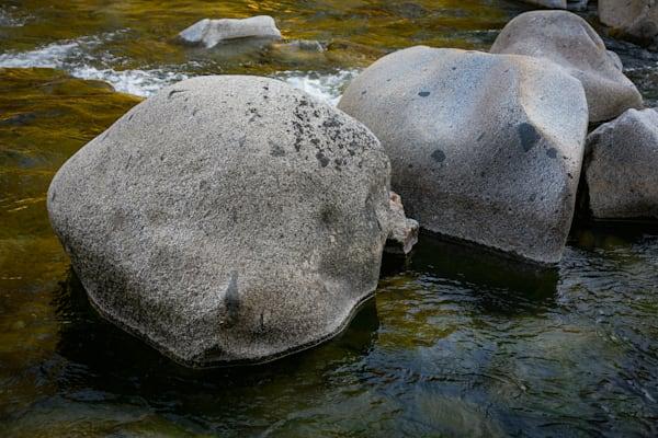 Boulders, South Yuba River