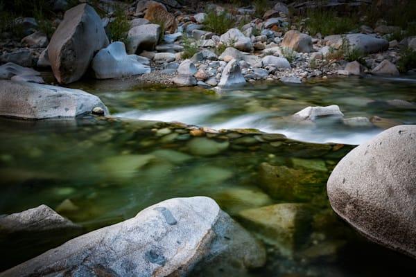 Morning flow, South Yuba River