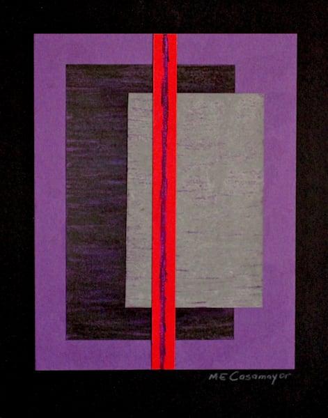 Strangelove (Purple) Art | Casamayor Art