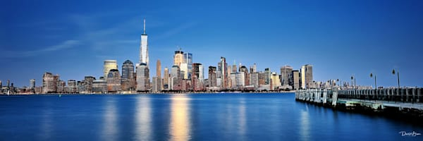 New York City Skyline Photography Art | David Beavis Fine Art