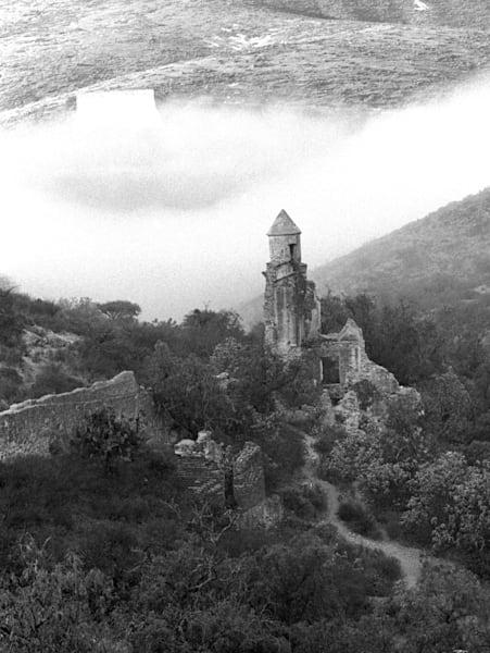 Foggy Morning Cinco Señores Mine Photography Art   Galeria Mañana