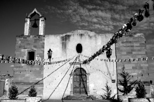 Capilla In Pozos Photography Art | Galeria Mañana