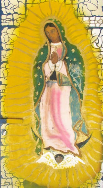 Traditional Virgin Photography Art | Galeria Mañana