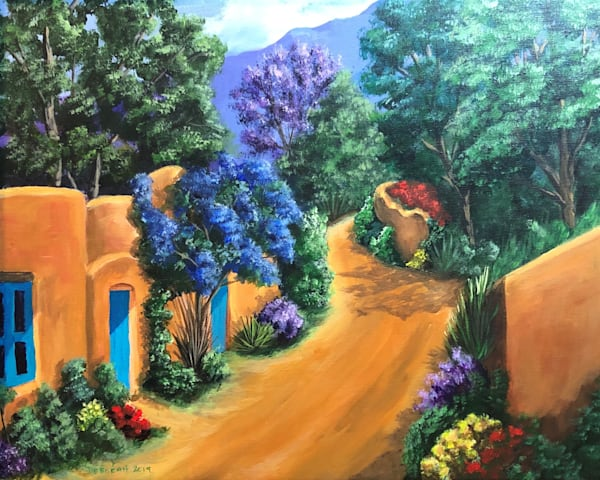 Road To Santa Fe Art | House of Fey Art