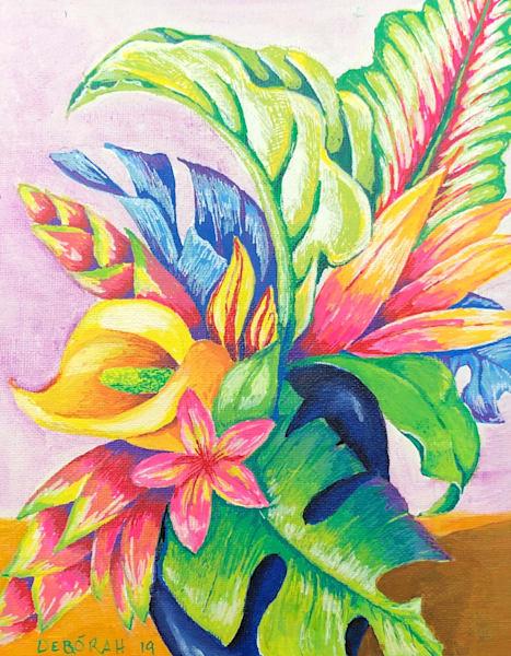 Tropicana Art | House of Fey Art