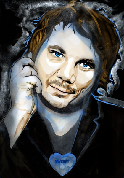 Jeff Tweedy   Wilco Art | William K. Stidham - heART Art