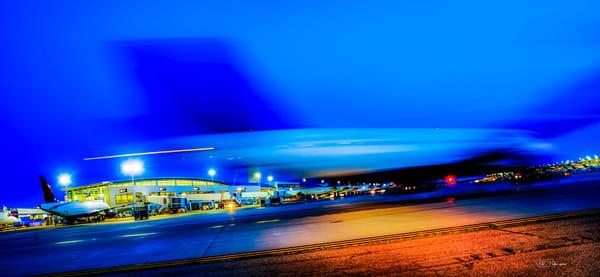 Detroit Metro Airport Photography Art | vitopalmisano
