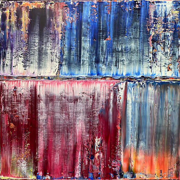 Into The Depths oil painting