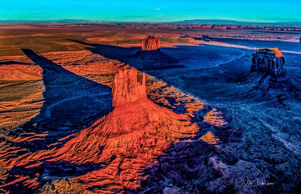 Monument Valley Az The Mittens Photography Art | vitopalmisano