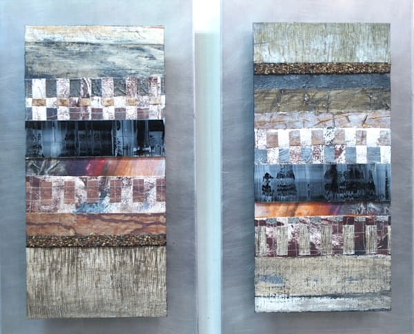 Weave Series  (Originals) Art | Laurie Fields Studio