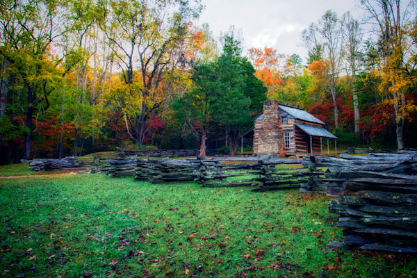 John Oliver's Cabin | Shop Photography by Rick Berk