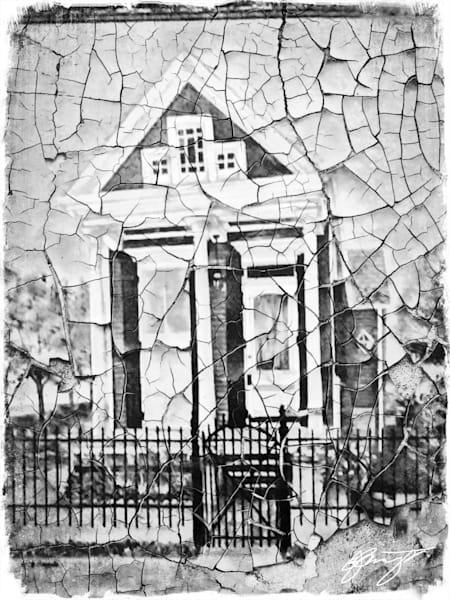 """Rebirth Of Lost Memories"" (St. Bernard Home) Art | Jamila Art Gallery"