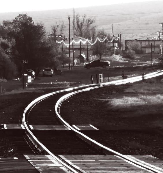 Shiny Rails Photography Art | Galeria Mañana