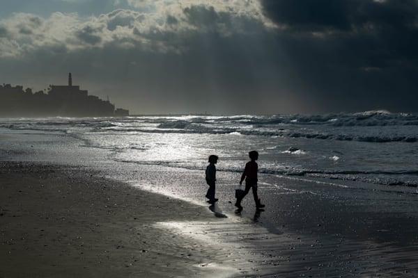 Jaffa Sandcastle - finished