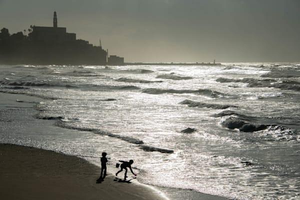Building the Jaffa Sandcastle
