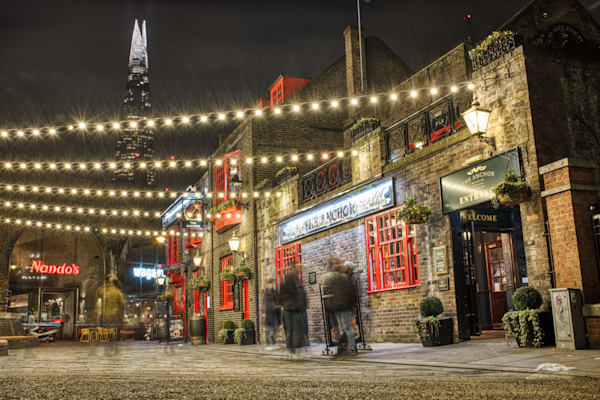 Old And New In Southwark Photography Art | Martin Geddes Photography