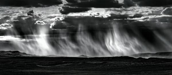 Summer Rainstorm, Wyoming