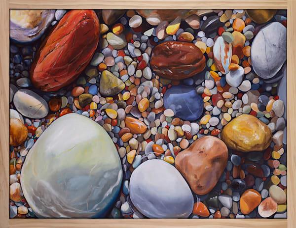 Treasures of Life | Original Oil Painting by Giota Vorgia