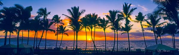 Maui Hawaii Sunset Photography Art | vitopalmisano