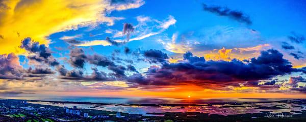Sunset Estero Bay Lovers Key Florida Photography Art | vitopalmisano